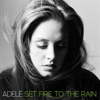 free download song set fire to the rain by adele