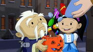 122 - Grandpa recieves candy