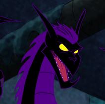 The Dark Dragon Portal