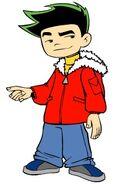 Jake Long season 1 Ski attire