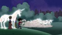 117 - The trio witness the unicorn herd
