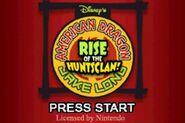 American Dragon Rise of the Huntsclan