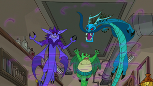 The Vault Demons