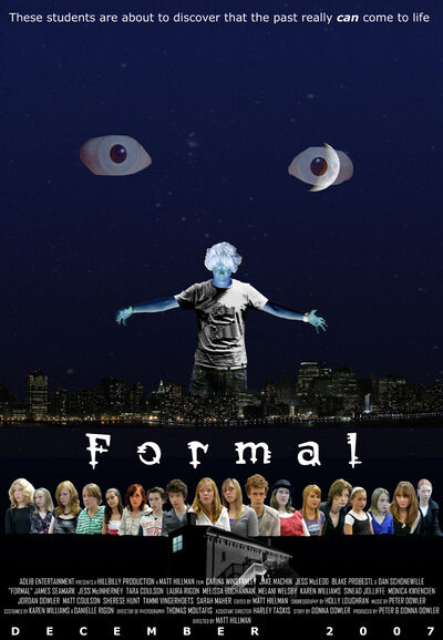 Formal Poster