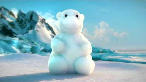 Coca-Cola 2013 Holiday Commercial Snowbear