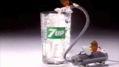 "7UP ""Cool Spot"" commercial - 1993"