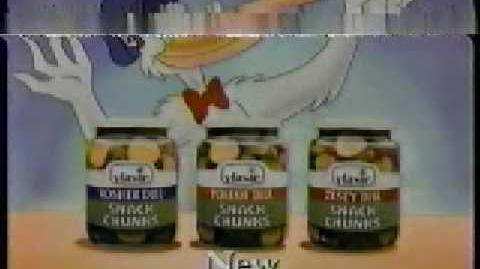 Vlasic Pickles commercial from 1991