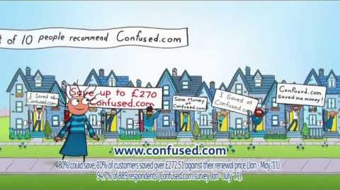 Confused.com - Home Insurance (v2, 2011, UK)