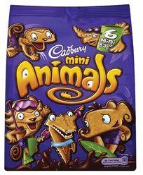 2011 Cadbury Animals