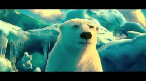 Coca-Cola Polar Bears Film 2013 produced by Ridley Scott