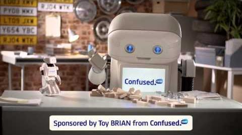 BRIAN the Robot sucks at Jenga – Confused.com