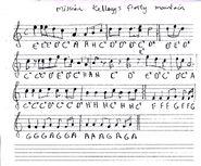 Mission Kelloggs Frosty Mountain (Block Flute)