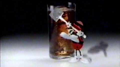 1992 Diet 7-Up Commercial The One Calorie Uncola
