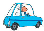 Cara-back-of-car