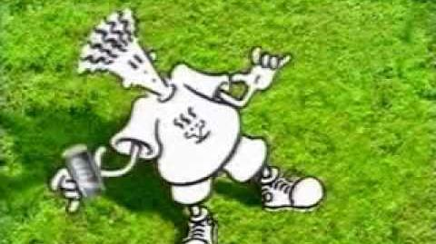 Reclame commercial - 7up - fido dido - creating paradise (1992)