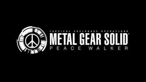 Koi no Yokushiryoku - Metal Gear Solid- Peace Walker