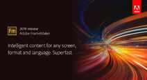 Adobe FrameMaker 2019 banner