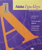 Adobe TypeAlign 1.0.5 cover