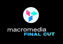 Macromedia Final Cut shirt logo