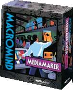MacroMind MediaMaker box