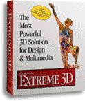 Macromedia Extreme 3D 1 box