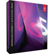 Adobe Creative Suite 5.5 Production Premium box