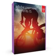 Adobe Premiere Elements 15 box