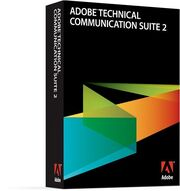 Adobe Technical Communication Suite 2 box