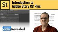 Introduction to Adobe Story CC Plus