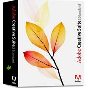 Adobe Creative Suite 2 Standard box