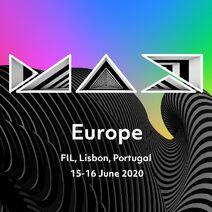 Adobe MAX Europe 2020 logo