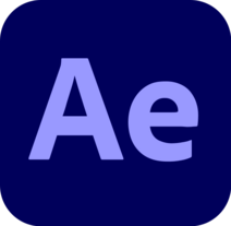 Adobe After Effects icon 2020