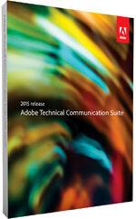 Adobe Technical Communication Suite 2015 box
