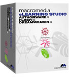 Macromedia eLearning Studio box