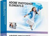 Adobe Photoshop Elements 8 & Adobe Premiere Elements 8
