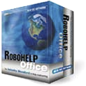 RoboHELP Office 2000 box