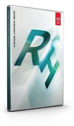 Adobe RoboHelp Server 9 box