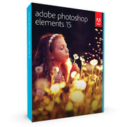 Adobe Photoshop Elements 15 box