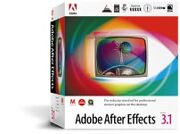 Adobe After Effects 3.1 box