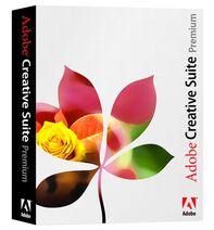 Adobe Creative Suite 1 Premium box