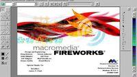 Macromedia Fireworks 1