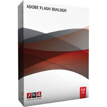 Adobe Flash Builder 4.7 Standard Edition box