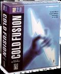Allaire Cold Fusion Pro 2 box