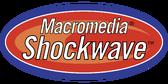 Macromedia Shockwave logo 1995