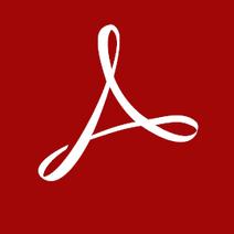 Adobe Reader Touch icon