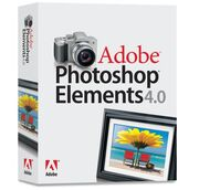Adobe Photoshop Elements 4 box
