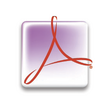 Adobe Acrobat 7 CS2 icon