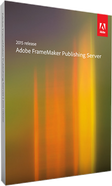 Adobe FrameMaker Publishing Server 2015 box