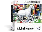 Adobe Premiere 4.2 box