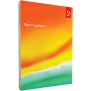 Adobe Captivate 8 box